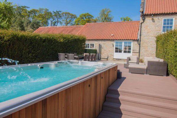 yorkshire swim spa, hen party venue a
