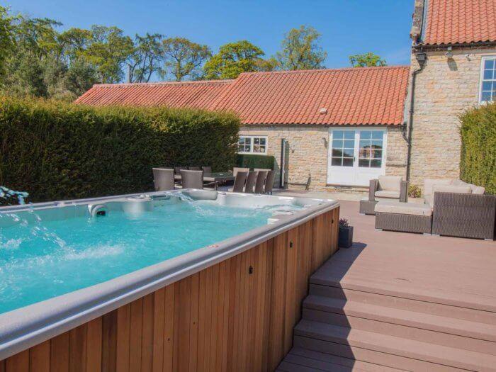 yorkshire swim spa, York hen party venue